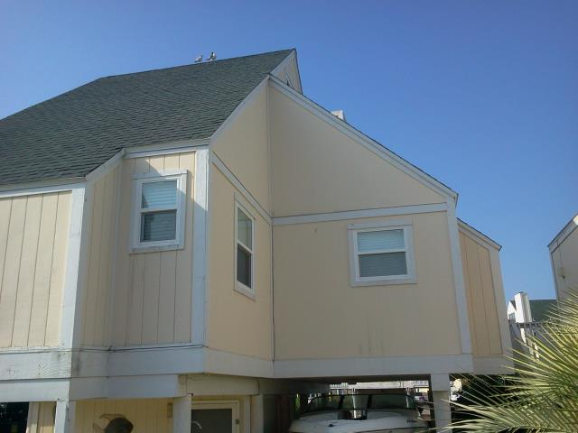 Niceville, FL - Replaced eight  CWS impact windows