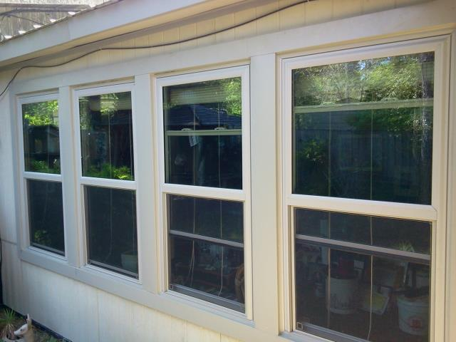 Dauphin Island, AL - Installing four new Viwinco impact rated windows