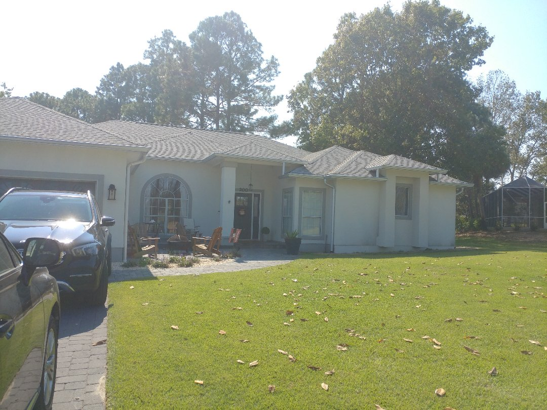 Santa Rosa Beach, FL - New impact windows to replace damaged by a widfire