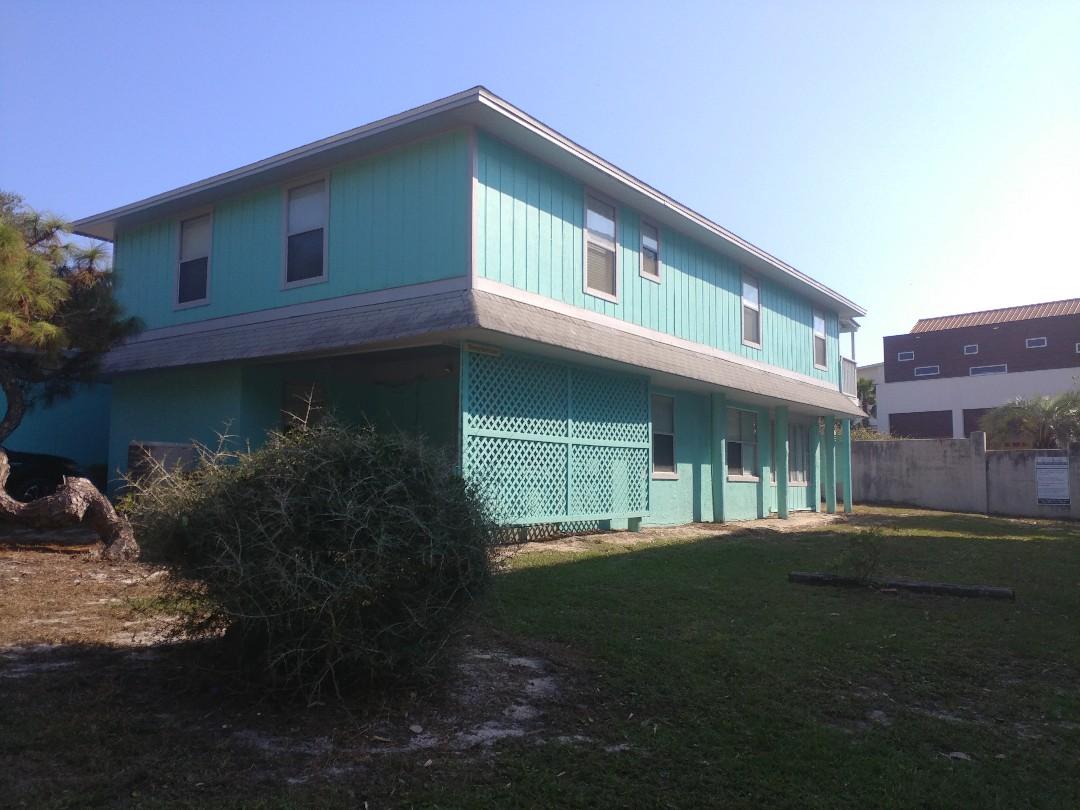 Santa Rosa Beach, FL - Replacing gulf facing windows with impact glass