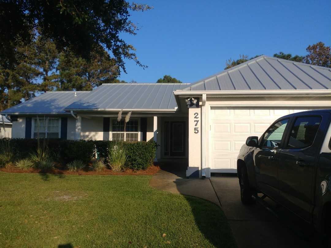Santa Rosa Beach, FL - New windows, and cutting a new sliding glass door in for a patio