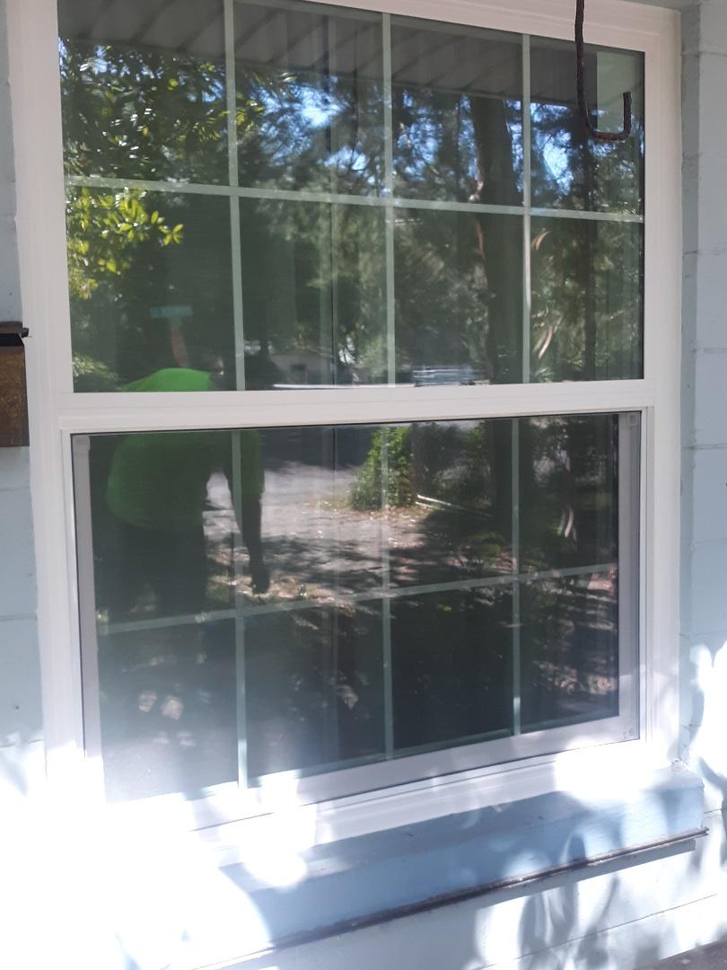 Single hung swhwinco window install