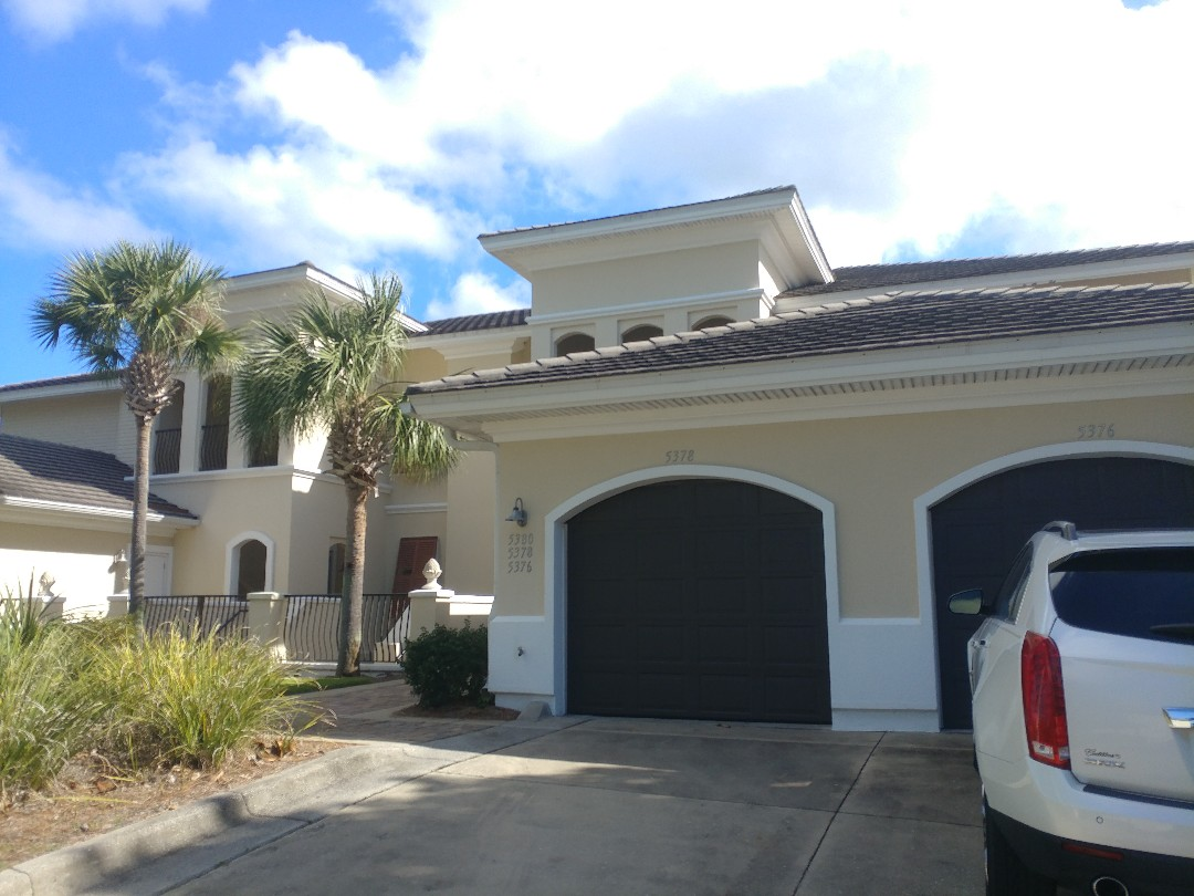 Miramar Beach, FL - Talking about new patio doors that are impact, and dont leak