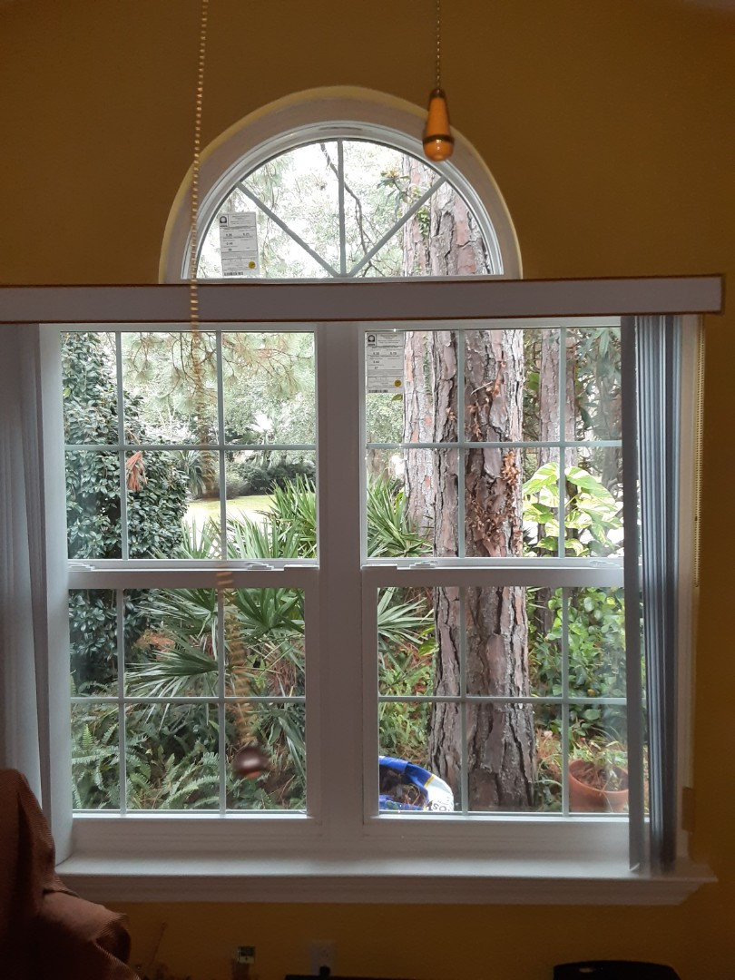 Destin, FL - Installing nine Shwinco windows