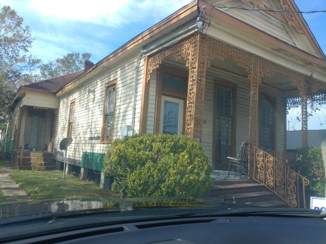 Mobile, AL - Restoring a home in Old Mobile