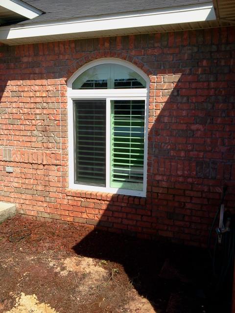 Milton, FL - Serviced a Shwinco energy star rated window