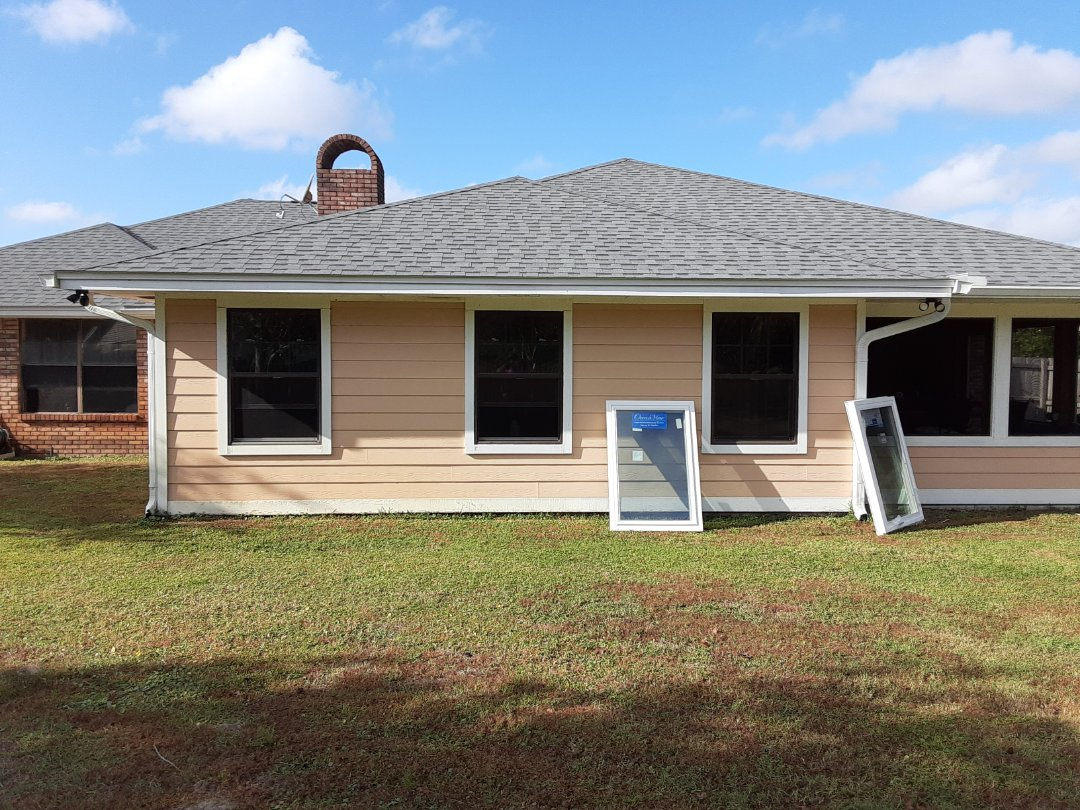 Navarre, FL - 13 casements and a single fixed in navarre