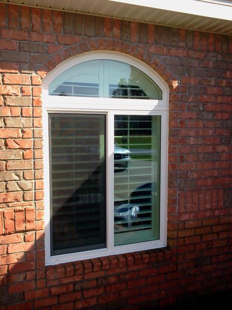 Gulf Breeze, FL - Installed twelve impact windows with Shwinco impact