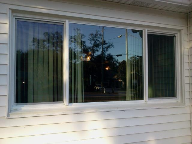 Mary Esther, FL - Installed seven Viwinco impact windows