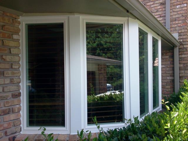 Gulf Shores, AL - Installed a Shwinco bay window