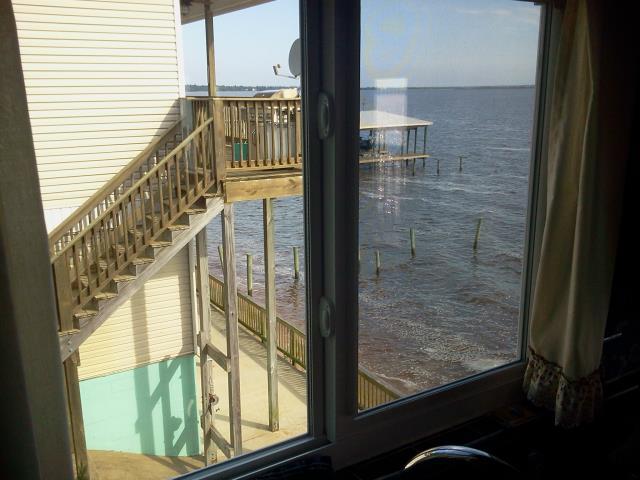 Navarre, FL - Installed twelve CWS sliding impact windows