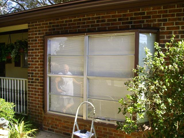 Santa Rosa Beach, FL - Installed a Bay window