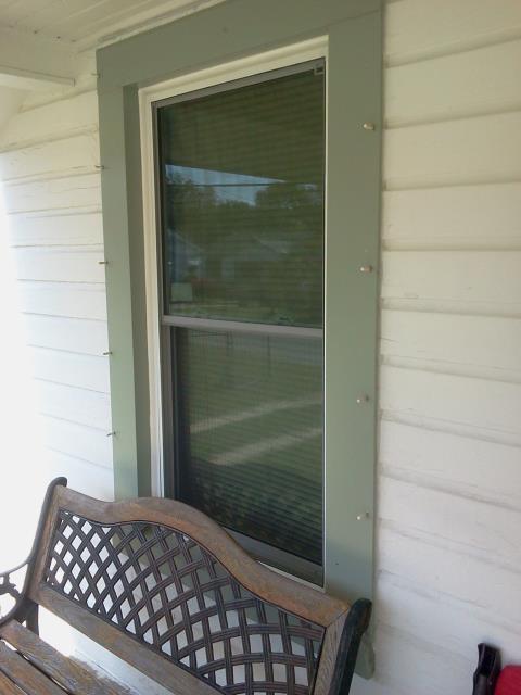 Gulf Breeze, FL - Serviced Shwinco impact rated windows