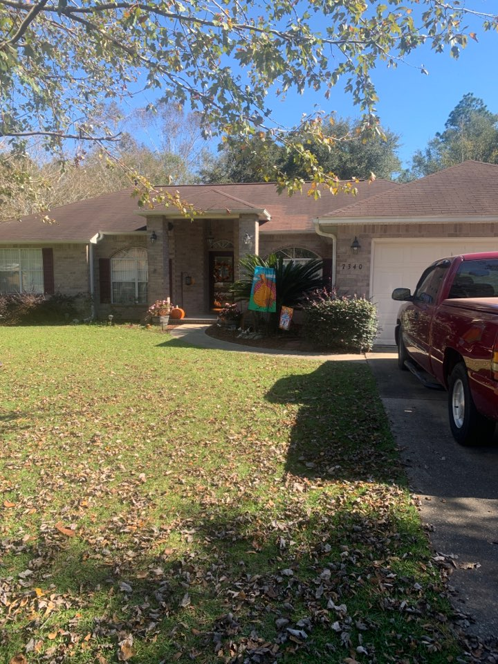 Pensacola, FL - Met with home owner discussed what they needed and having to deal with insurance etc  priced Shwinco windows and therma try door
