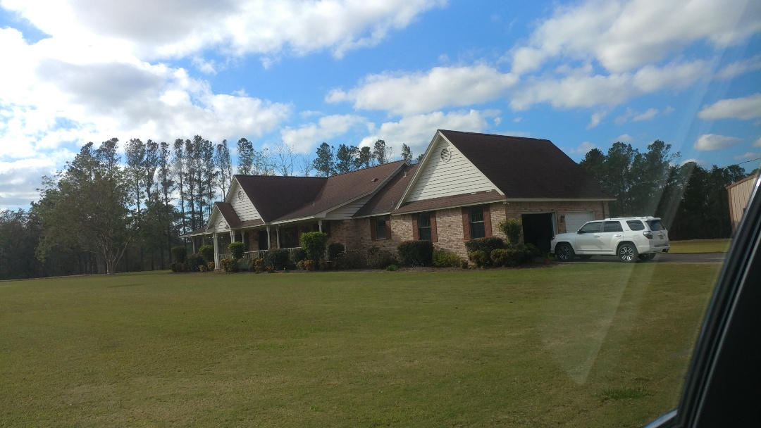 Elberta, AL - Elberta-- first phase of new replacement windows