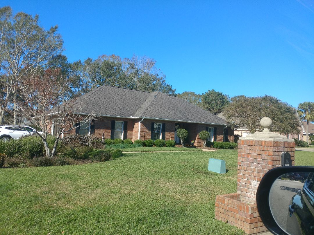 Pace, FL - Talking about windows, protection, and a new front door