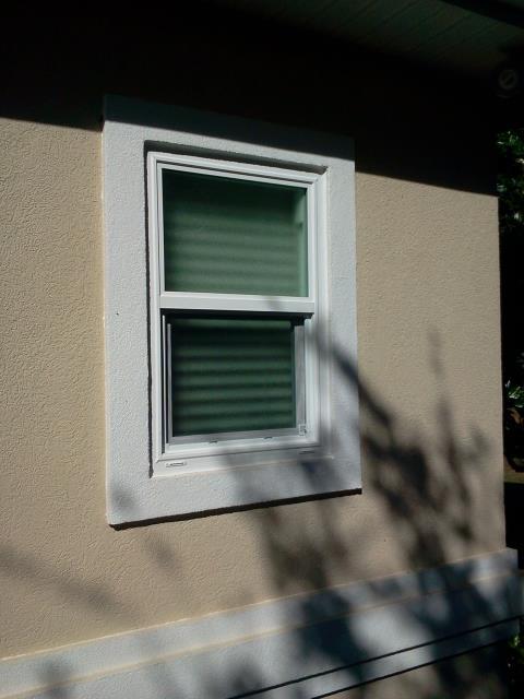 Semmes, AL - New vinyl low-e argon single hung windows