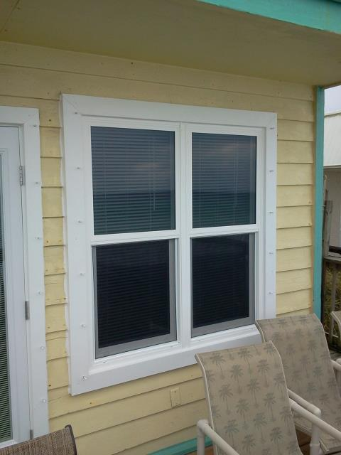Destin, FL - Installed new Shwinco impact rated windows