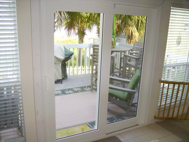 Bay Minette, AL - Installed Viwinco sliding glass door