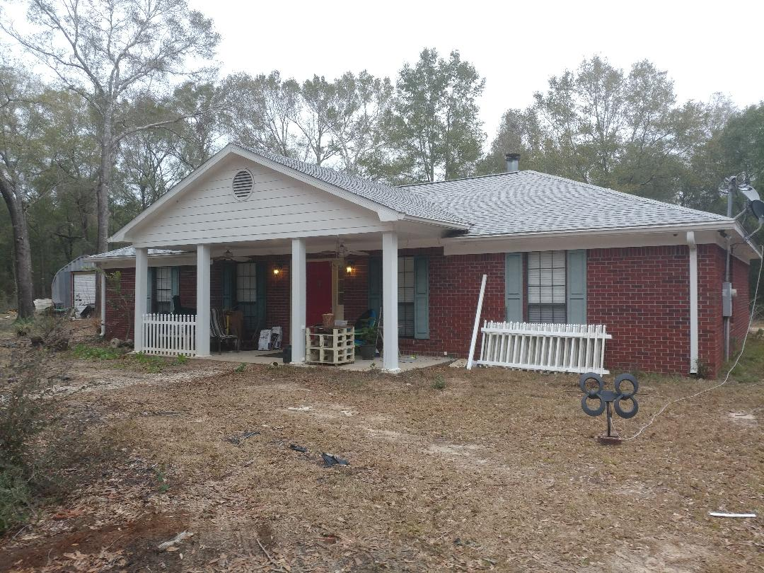 Milton, FL - Harold- time to remodel with doors and windows