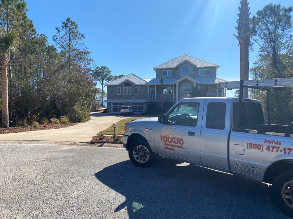 Gulf Breeze, FL - Measuring for impact replacement custom window systems sliding glass doors