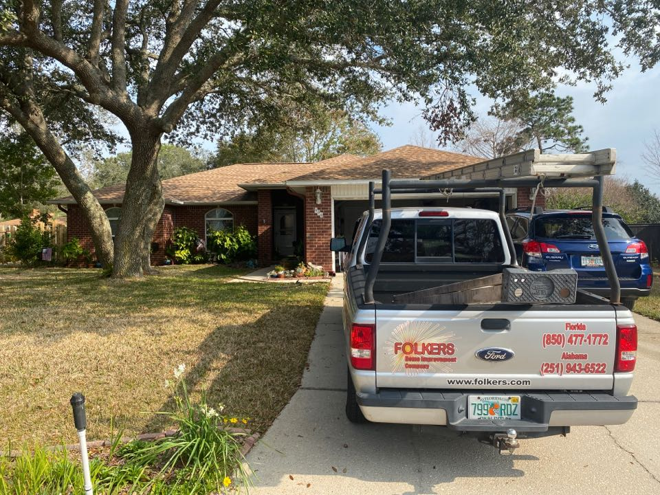Gulf Breeze, FL - Measuring for impact replacement thermatru entry doors in gulf breeze Florida
