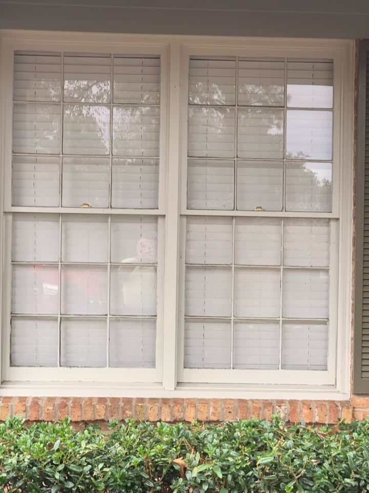 Mobile, AL - Met with client priced shwinco window replacement of front windows only