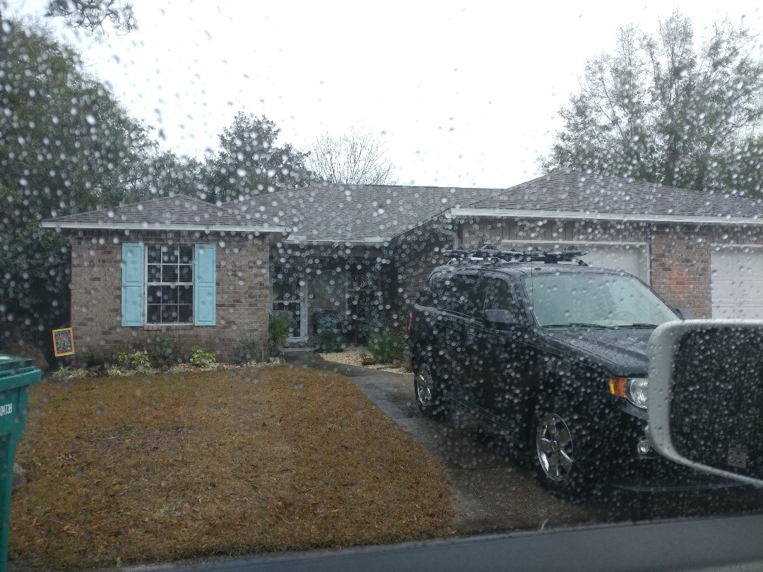 Fort Walton Beach, FL - Getting started on our new impact windows and door