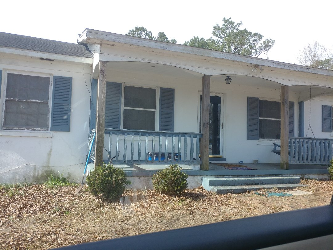 Flomaton, AL - Flomaton, time for new windows