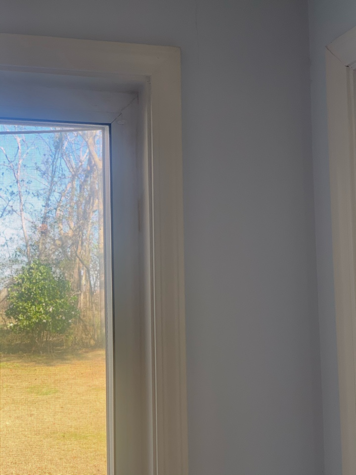 Elberta, AL - Continued work with customer to get there windows replaced after Sally ,  third trip