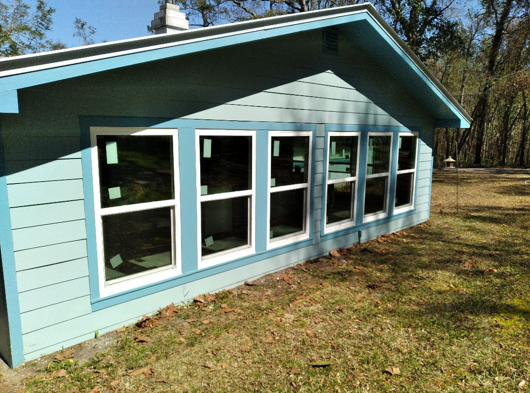 Loxley, AL - 11 CWS replacement windows