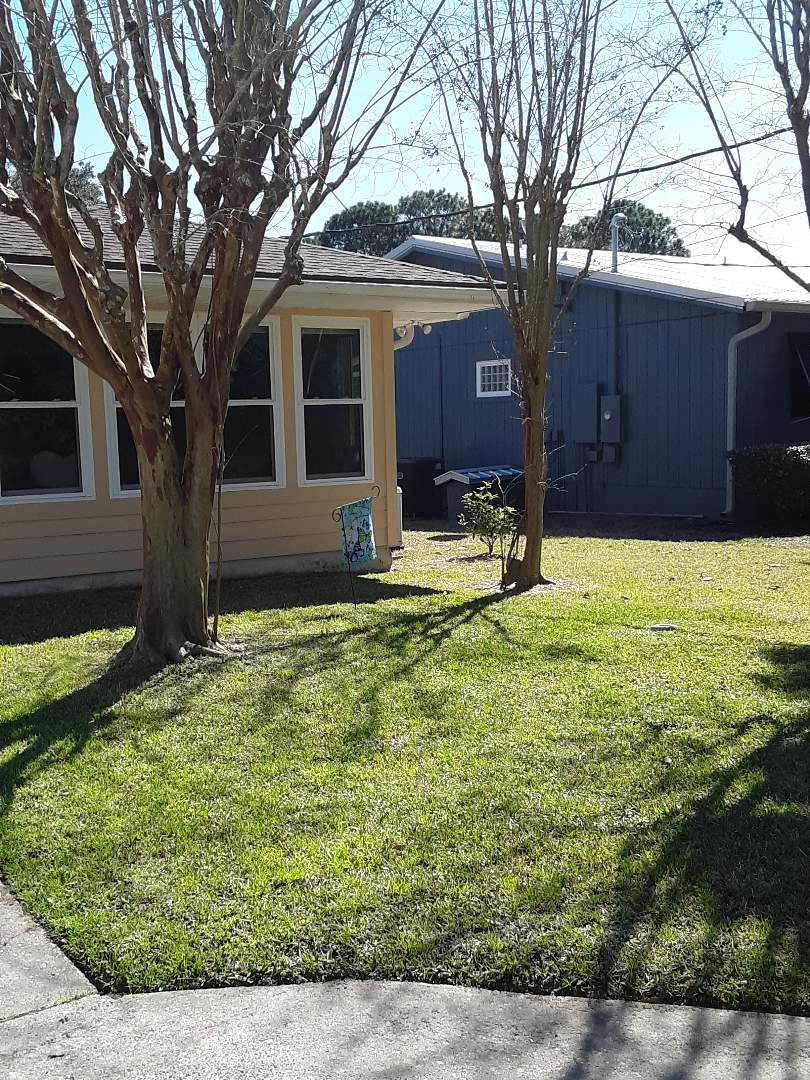Shalimar, FL - New front and back door for this couple in fiberglass impact