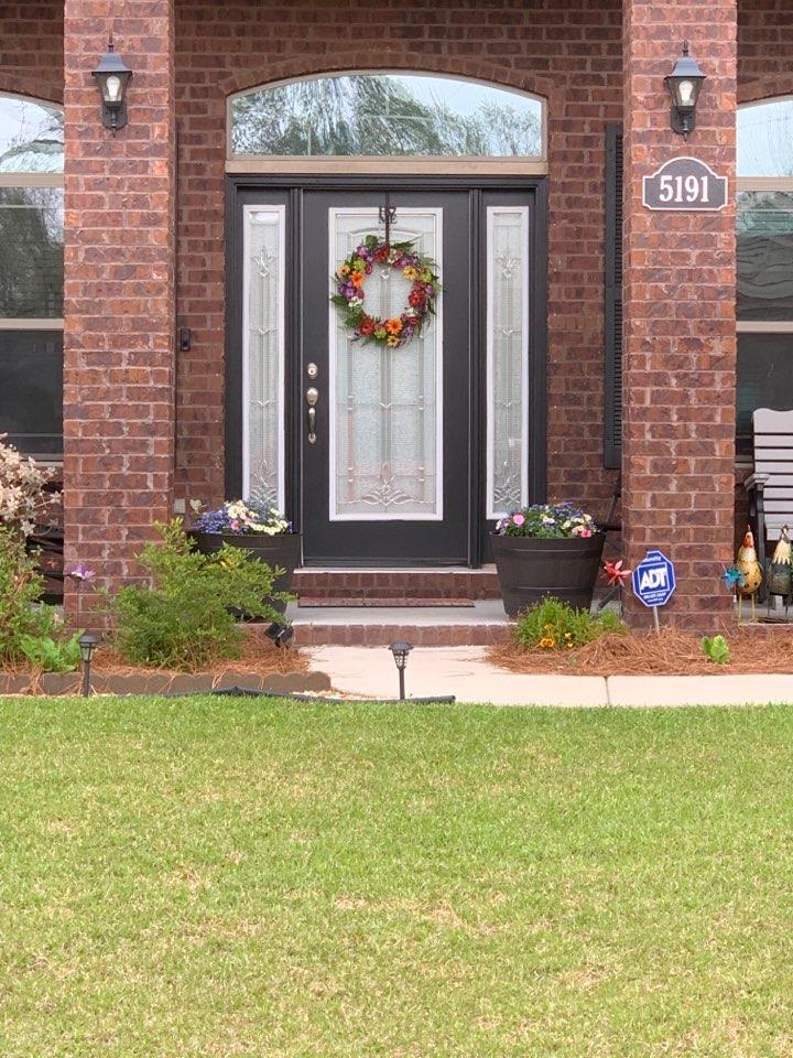 Pace, FL - New doors