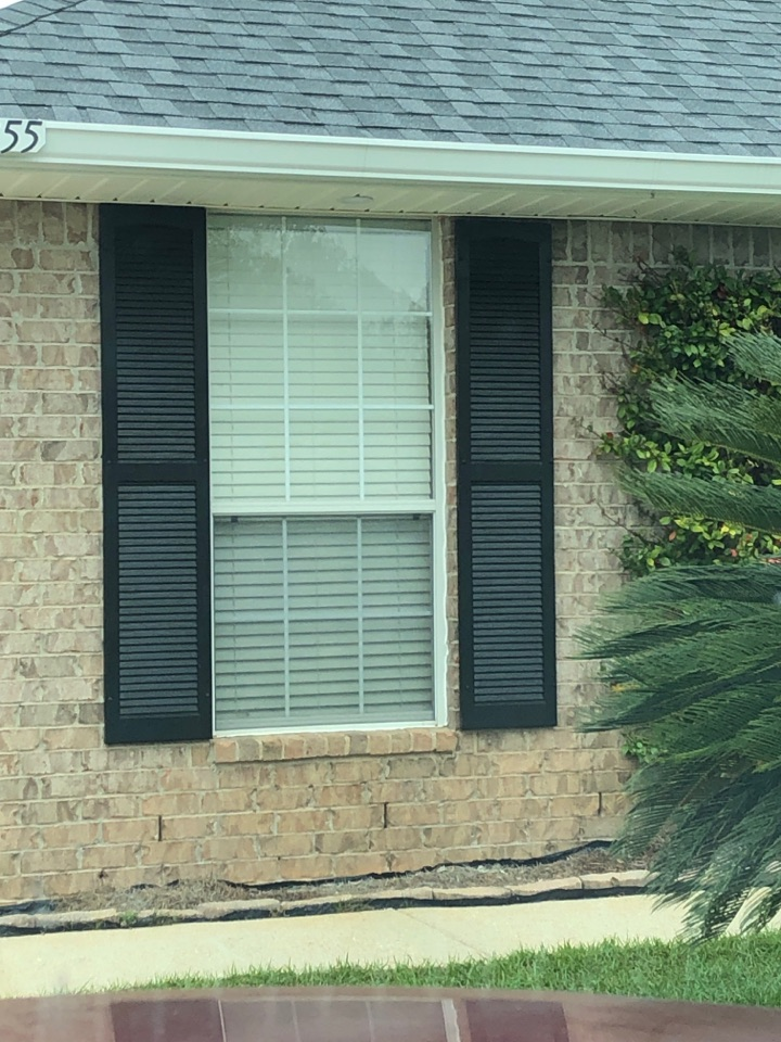 Loxley, AL - Measuring for impact windows