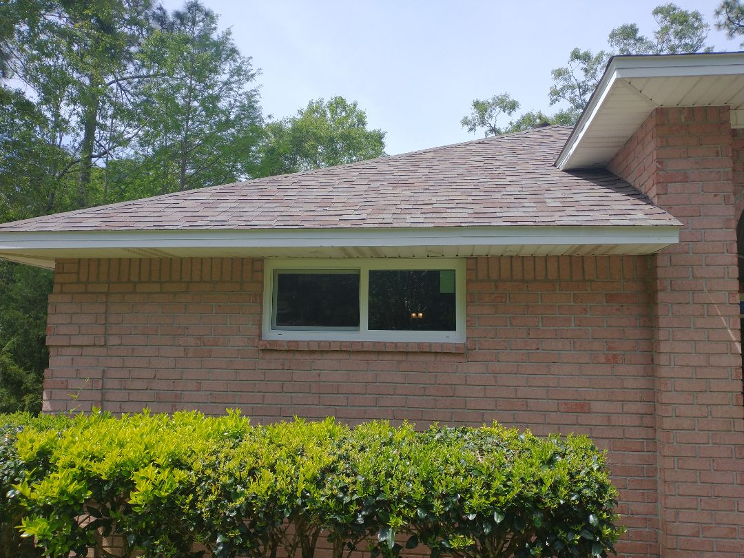 Pensacola, FL - 1 shwinco impact sliding window installed by folkers window company