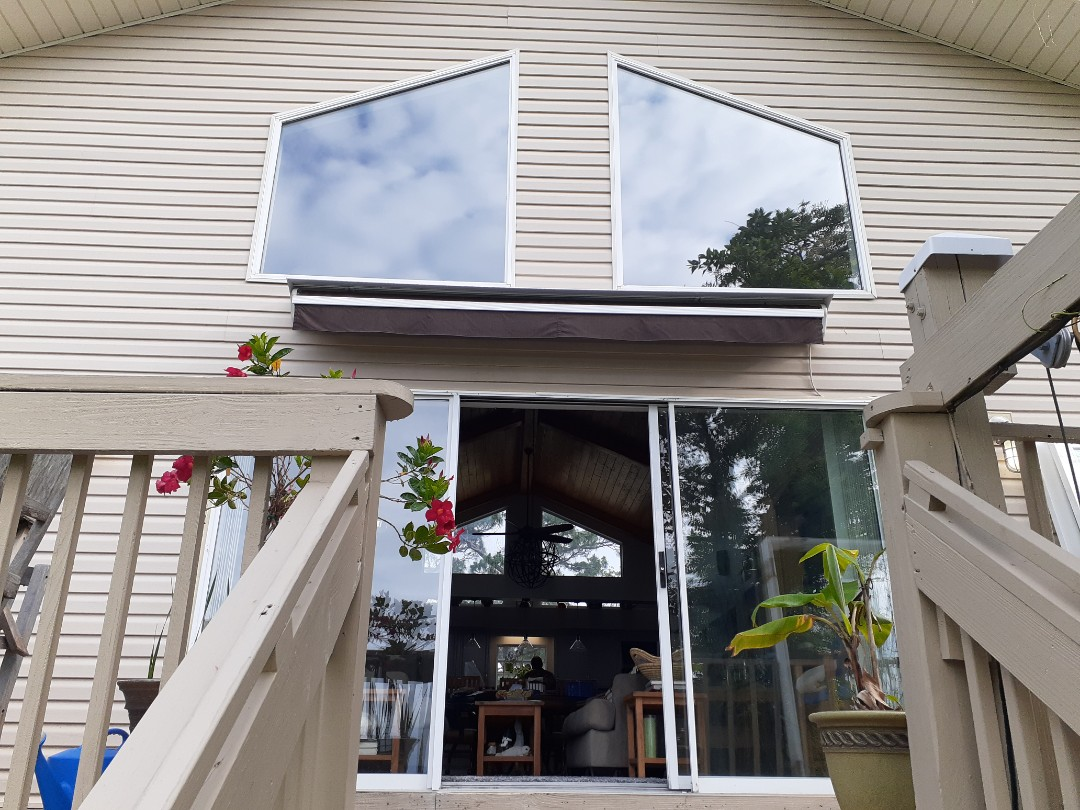 3 shwinco sliding glass doors 1 viwinco triple sliding glass door and 2 shwinco impact picture windows.