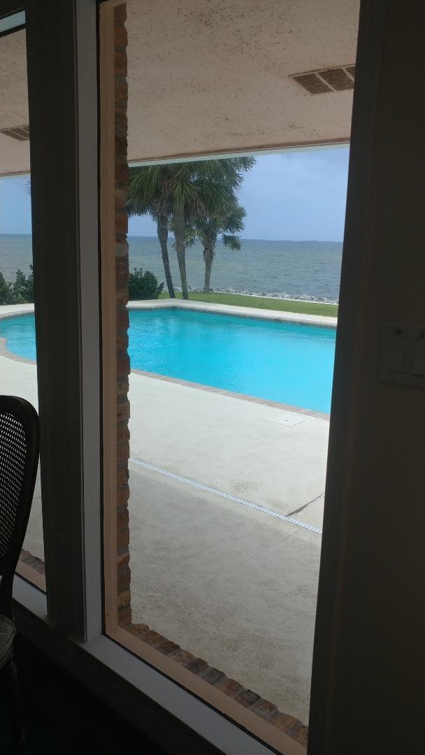 Shalimar, FL - Leaky bayfront windows
