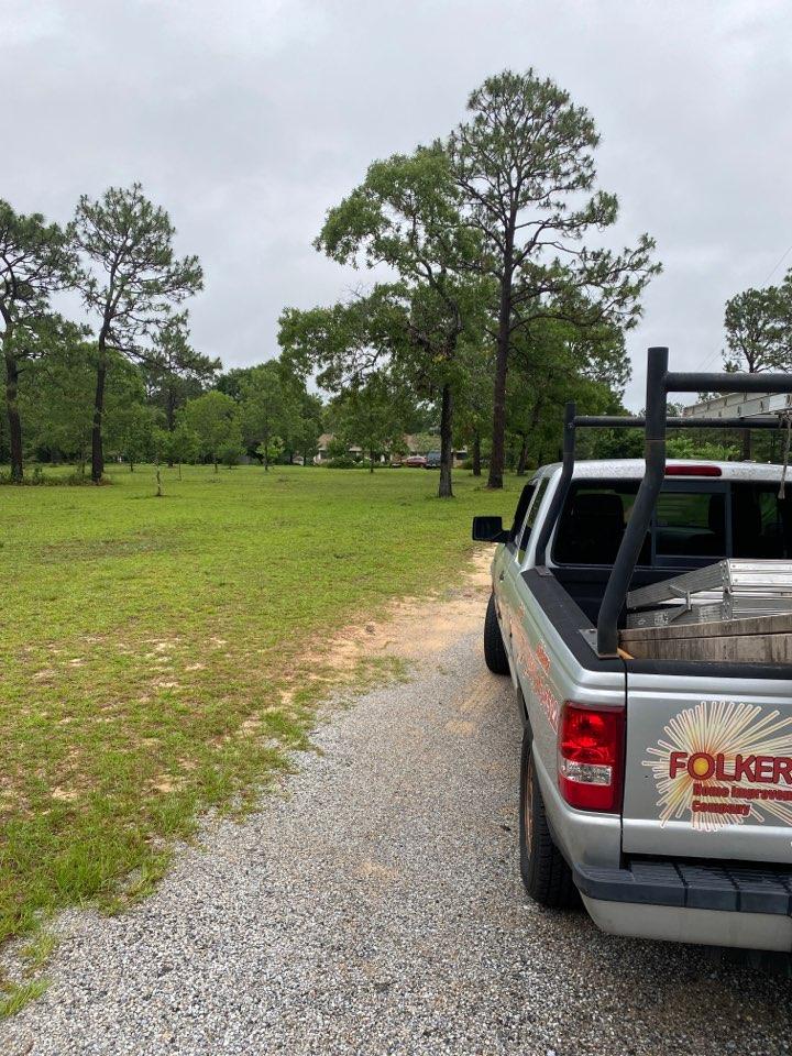 Crestview, FL - Measuring for impact hurricane storm panels in crestview Florida