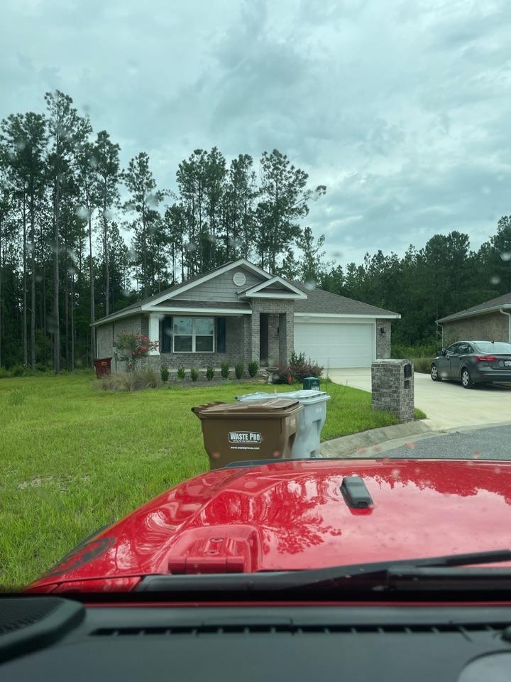 Milton, FL - Hurricane protection