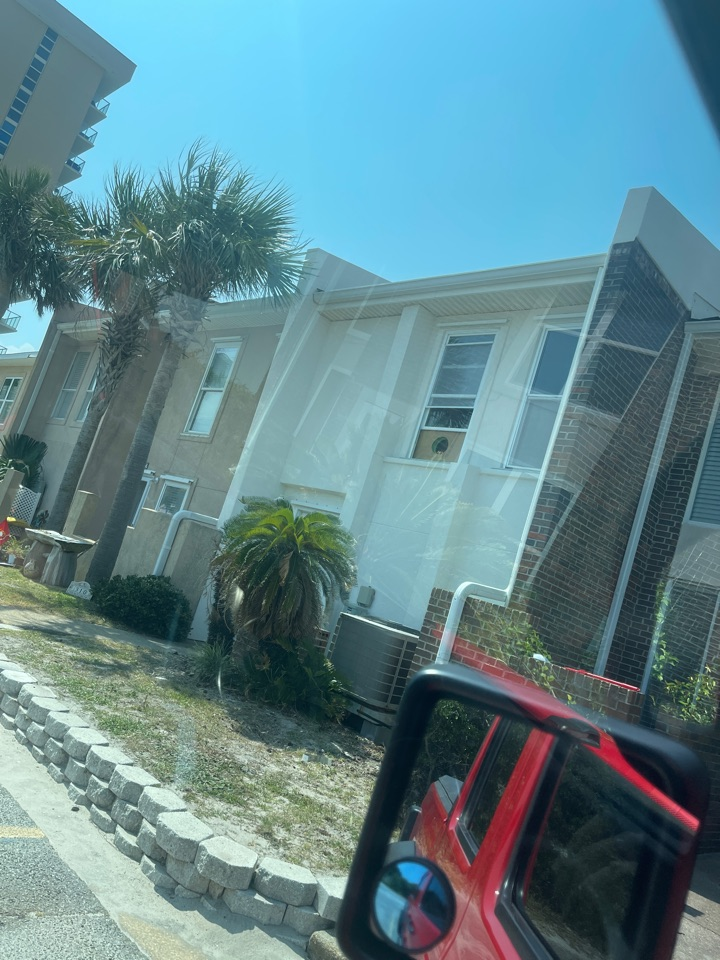 Pensacola Beach, FL - Quoting new doors and windows