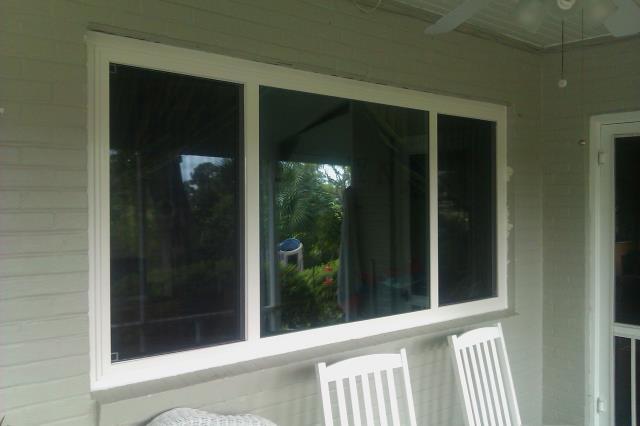 Brewton, AL - Measuring for impact windows