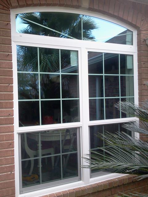 Measuring for impact windows