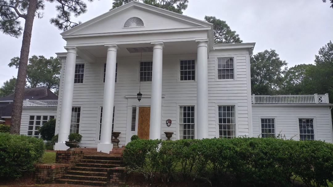 Restoring a grand historic home