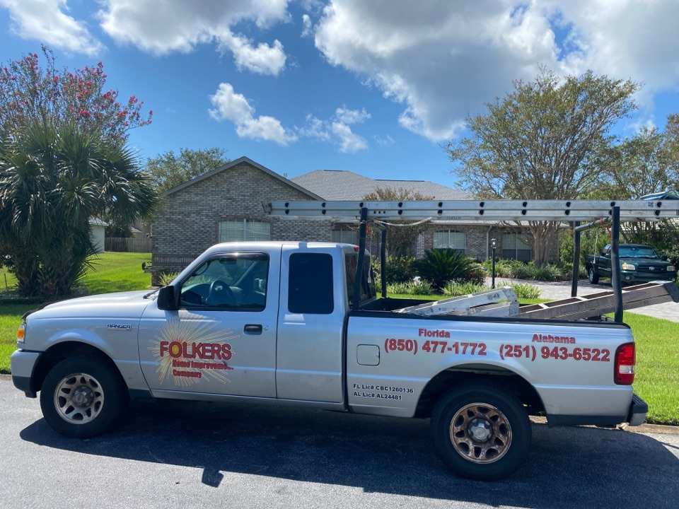 Measuring for impact replacement shwinco single hung windows and sliding windows in Destin Florida