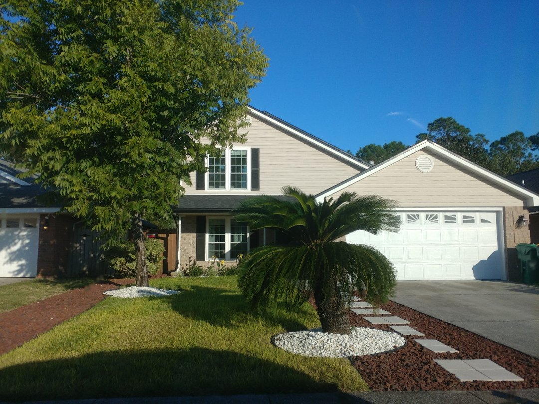 Fort Walton Beach, FL - All installed and complete !