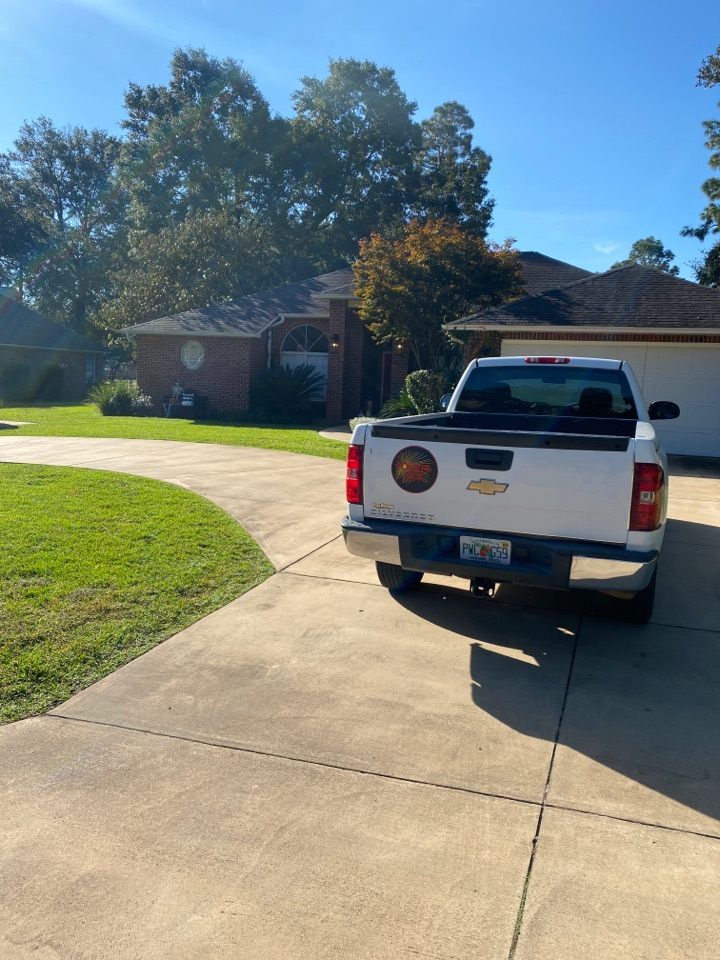 Measuring for impact replacement thermatru entry doors in Milton Florida