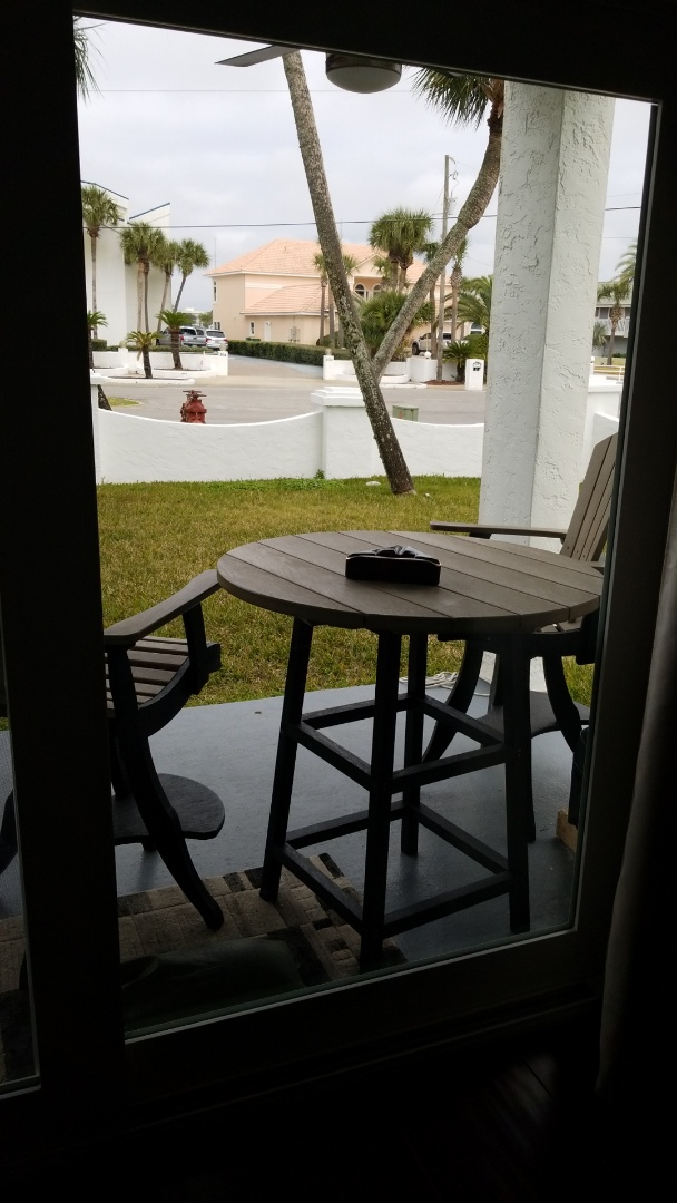 Okaloosa Island, FL - Changed out glass on sliding glass door