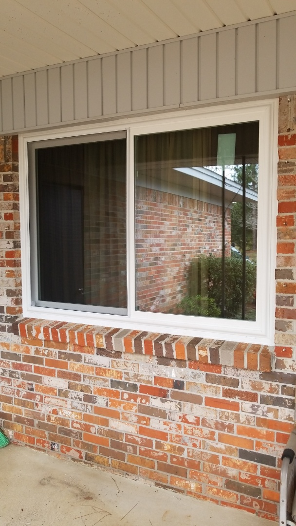 installed energy star rated windows made by Custom Window Systems near Pensacola airport