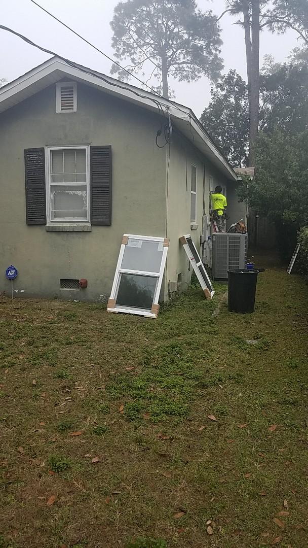 Install schwinco windows