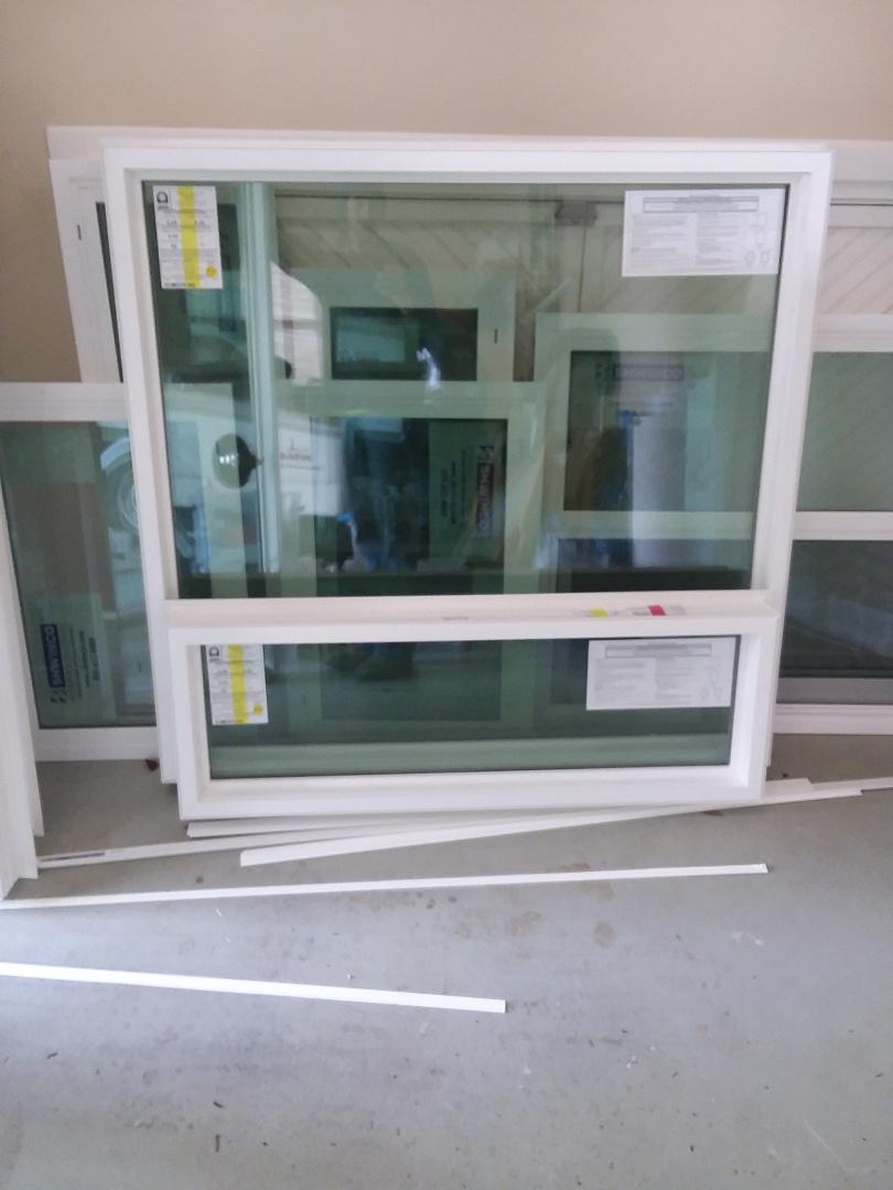 Impact replacement windows